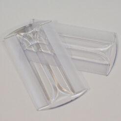 Anti-Lice Transparent Comb