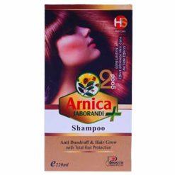 Arnica Jaborandi Shampoo
