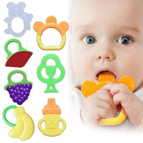 Baby Teething Toys Teethers