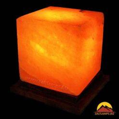 Cube Salt Lamps