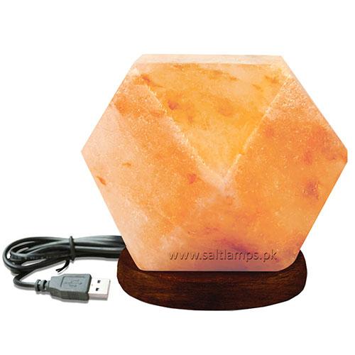 Diamond-Shape-Salt-Lamp