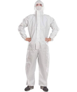 Disposable-coverall-protective-suit