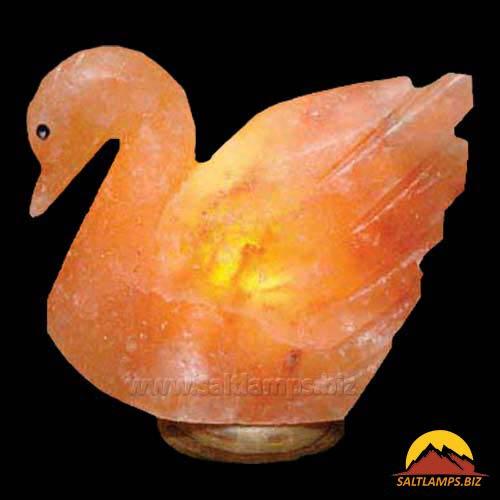 Duck Salt Lamps