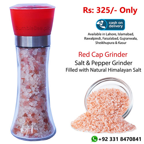 Salt-Grinder-in-Red-Cap