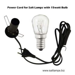 Power Cord for Salt Lamps