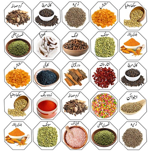 Spices-Pack